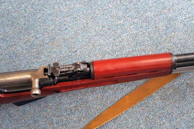 Cận cảnh súng trường quân sự CKC do Trung Quốc chế tạo - Ảnh 7.