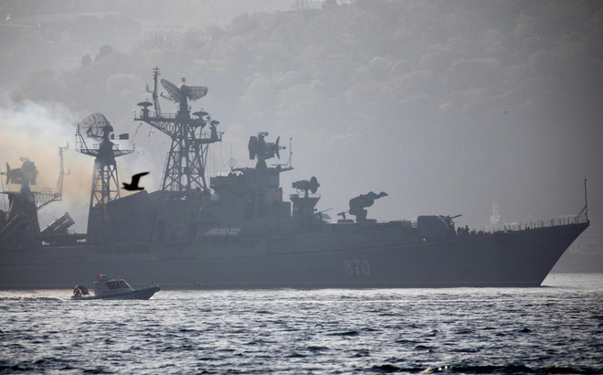 Lý do ẩn sâu sau việc Nga rầm rộ điều tàu chiến tới gần Syria