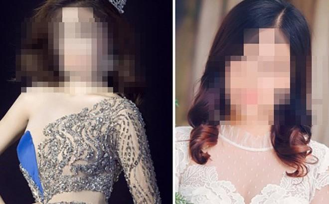 """Á hậu trong đường dây bán dâm nghìn đô từng đoạt giải phụ """"Người đẹp ăn ảnh nhất"""""""