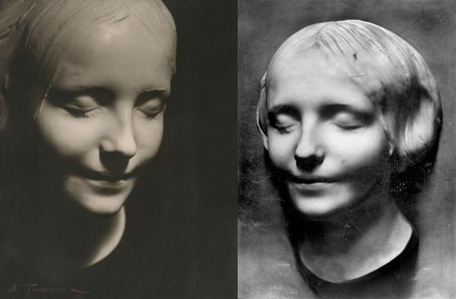 Bí ẩn về nàng Mona Lisa của sông Seine - người phụ nữ được hôn nhiều nhất thế giới - Ảnh 3.