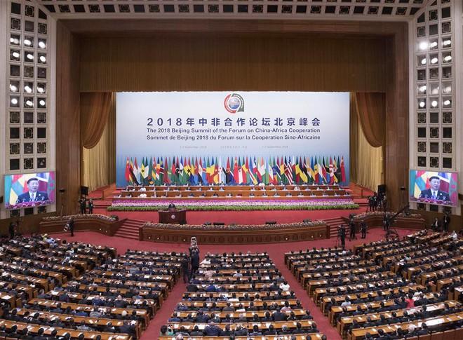 Vị thế của Trung Quốc lộ rõ khi gây chuyện với Nauru, thân thiện với châu Phi - Ảnh 2.