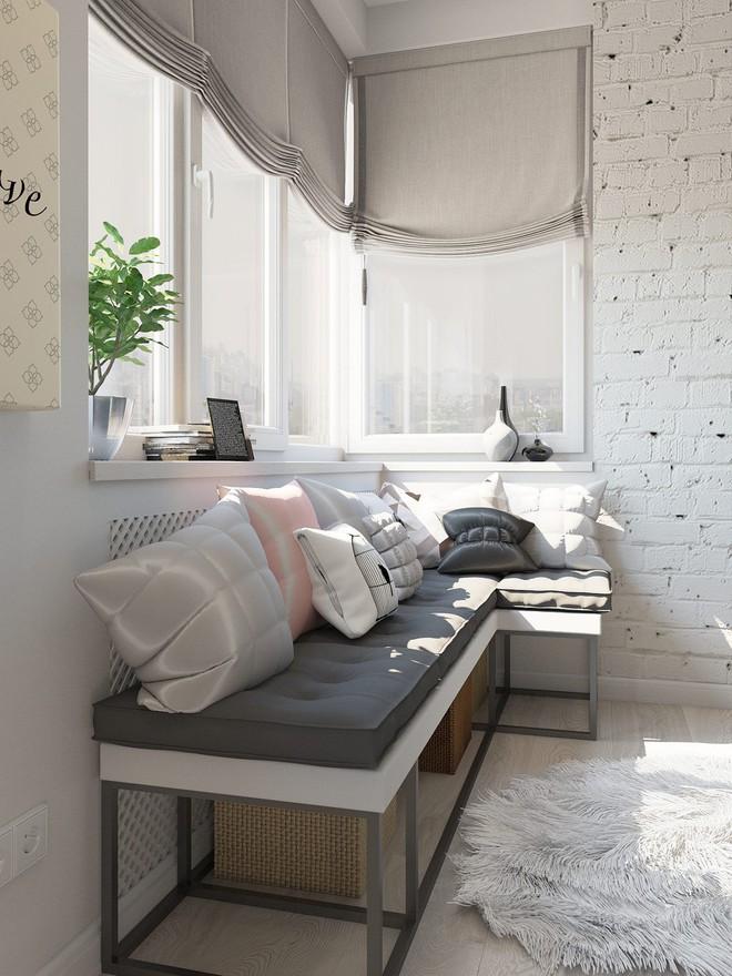Có căn hộ 42m² trong tay, bạn cần thiết kế nhà như thế nào cho cuộc sống sinh hoạt thật thoải mái? - Ảnh 12.