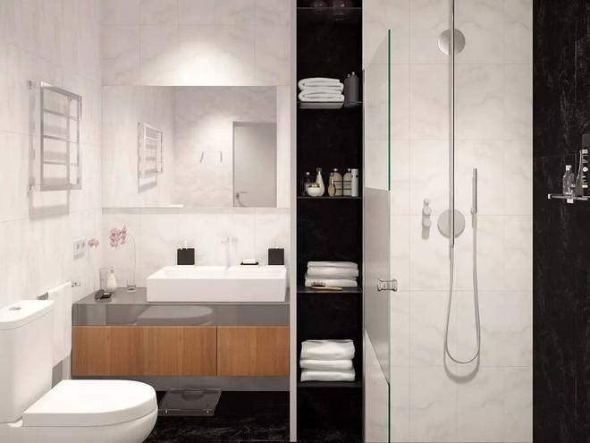 Có căn hộ 42m² trong tay, bạn cần thiết kế nhà như thế nào cho cuộc sống sinh hoạt thật thoải mái? - Ảnh 4.