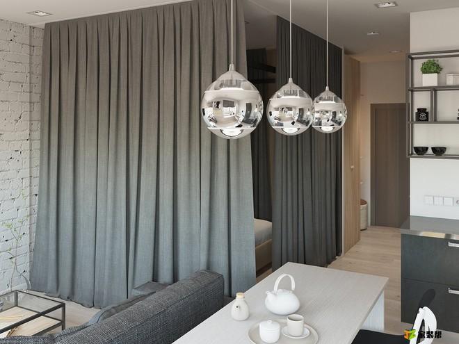 Có căn hộ 42m² trong tay, bạn cần thiết kế nhà như thế nào cho cuộc sống sinh hoạt thật thoải mái? - Ảnh 7.