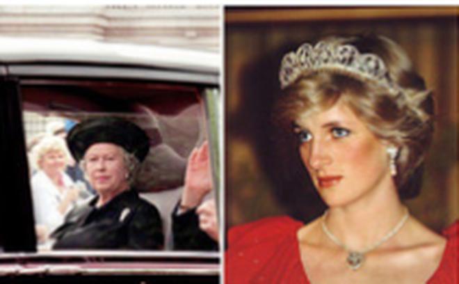 """5 ngày sau khi Công nương Diana qua đời, Nữ hoàng Anh đã làm điều đặc biệt dành cho con dâu cũ và thừa nhận """"tôi ngưỡng mộ cô ấy"""""""