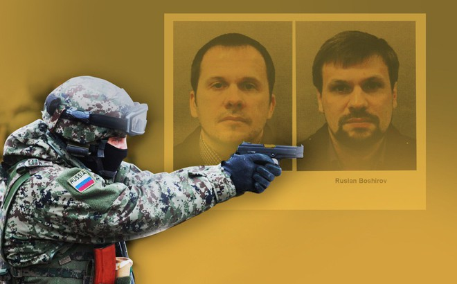 Chuyên gia: Nguy hiểm cho Anh khi nhắm vào GRU, tình báo quân đội Nga đâu có ngốc!