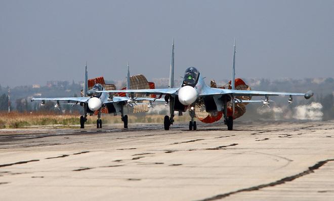 Tạp chí Mỹ: Người Nga sợ các tiêm kích của Mỹ và sẽ bỏ chạy khỏi Syria? - Ảnh 1.