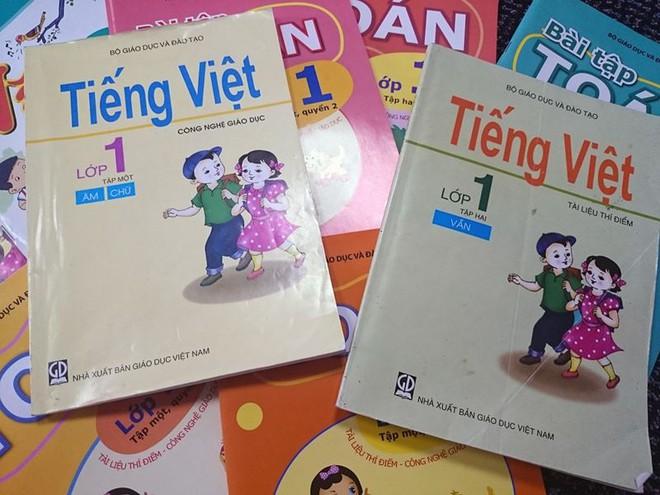 Thứ trưởng Bộ GD-ĐT: Tiếng Việt 1 - Công nghệ giáo dục thực hiện trên tinh thần tự nguyện - Ảnh 2.