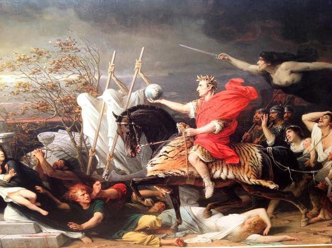 Sự thật ít biết về nhà độc tài Julius Caesar: Từng nợ như chúa chổm, bị cướp biển bắt cóc - Ảnh 2.