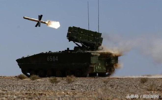 """Sina: Tên lửa HJ-10 có thể diệt lữ đoàn thiết giáp Mỹ trong 4 phút, đến Nga cũng """"ghen tị"""""""