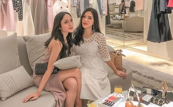 Cuộc sống sang chảnh của cặp bạn thân blogger xinh đẹp, nổi tiếng hàng đầu Indonesia