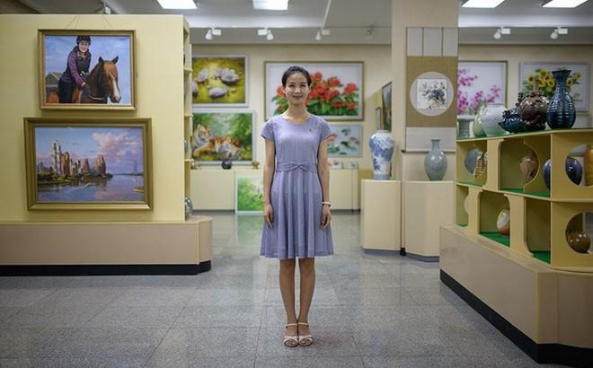 Ảnh: Phụ nữ Triều Tiên đầy mạnh mẽ, hiện đại và quyến rũ