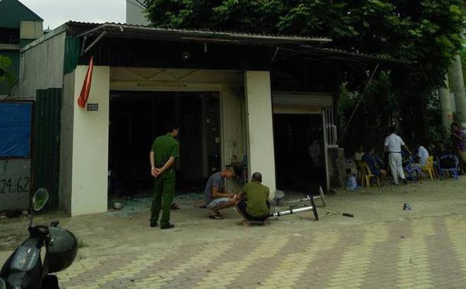 Nghi vấn nhóm thanh niên nổ súng giải quyết mâu thuẫn ở Hòa Bình