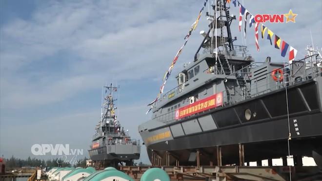 TCT Sông Thu đóng mới... 60 tàu hiện đại cho an ninh quốc phòng và xuất khẩu - Ảnh 1.