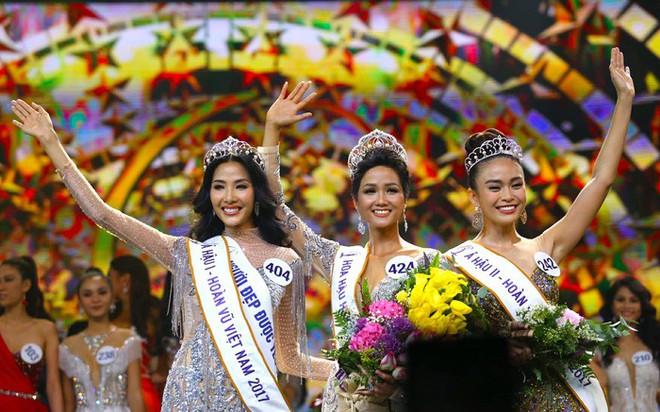 Tại sao HHen Niê đánh bại Hoàng Thùy, Mâu Thủy đăng quang HH Hoàn vũ Việt Nam? - Ảnh 1.