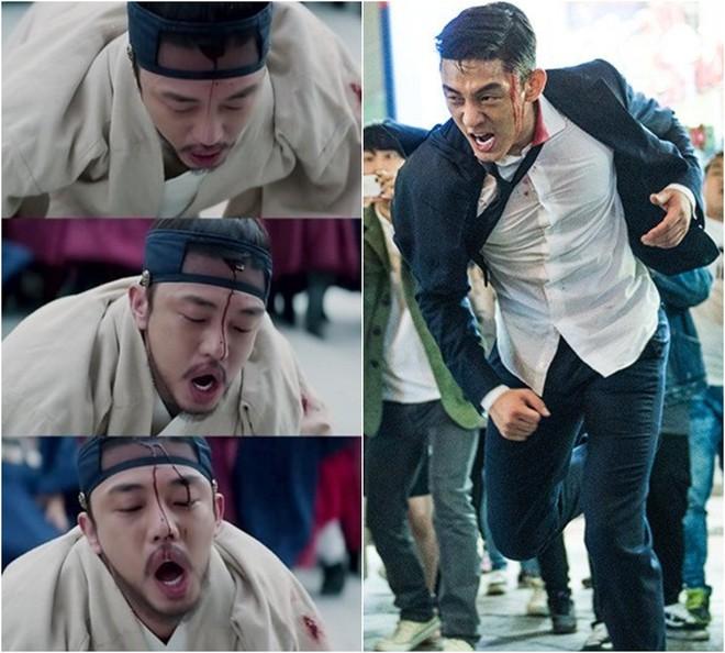 Để có phim ấn tượng, nhiều diễn viên Hàn hy sinh khủng khiếp đến mức này! - Ảnh 2.