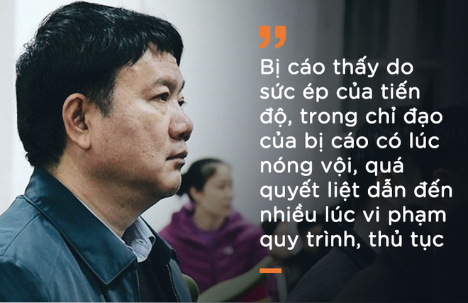 Những câu nói gây chú ý của ông Đinh La Thăng trong 10 ngày xét xử - Ảnh 1.