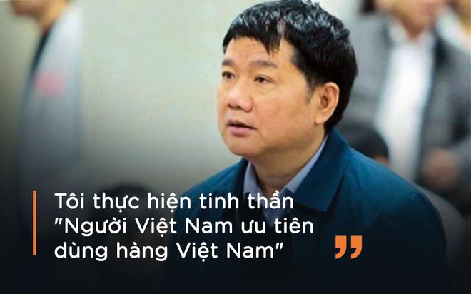 Những câu nói gây chú ý của ông Đinh La Thăng trong 10 ngày xét xử - Ảnh 3.