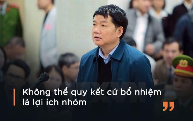 Những câu nói gây chú ý của ông Đinh La Thăng trong 10 ngày xét xử - Ảnh 7.