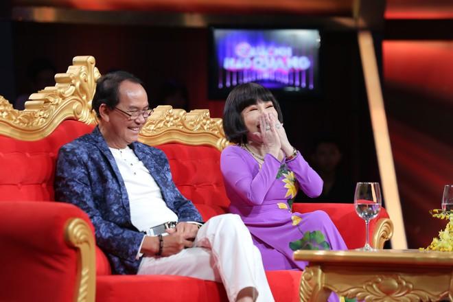 NSƯT Thanh Kim Huệ: Tôi nhiều tật xấu, hay ganh đua, ganh tị với người khác - Ảnh 1.