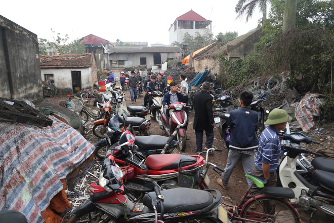 Hiện trường vụ nổ ở Bắc Ninh được phong tỏa như thế nào? - Ảnh 4.