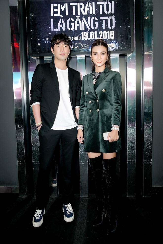 Nam tài tử Jo Han Sun thích thú khi được Kim Tuyến tặng quà độc lạ - Ảnh 6.