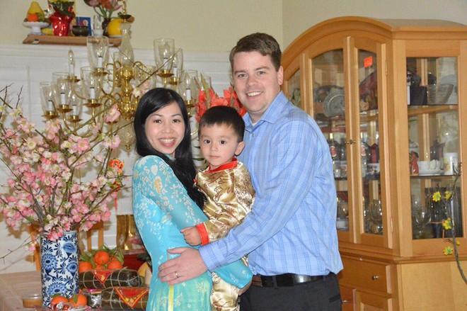 Mẹ Việt lấy chồng Mỹ: Mỗi lần cãi vã, đa số là mình hét, anh ấy im lặng - Ảnh 2.