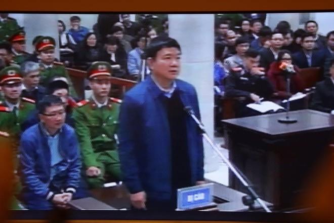 Xét xử ông Đinh La Thăng, Trịnh Xuân Thanh và đồng phạm: Cáo trạng cho rằng Trịnh Xuân Thanh quanh co, cản trở điều tra - Ảnh 13.