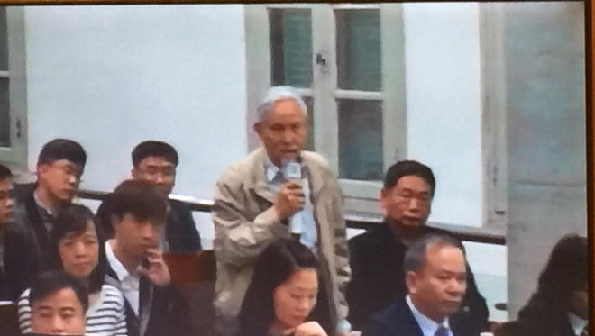 Xét xử ông Đinh La Thăng, Trịnh Xuân Thanh và đồng phạm: Cáo trạng cho rằng Trịnh Xuân Thanh quanh co, cản trở điều tra - Ảnh 12.