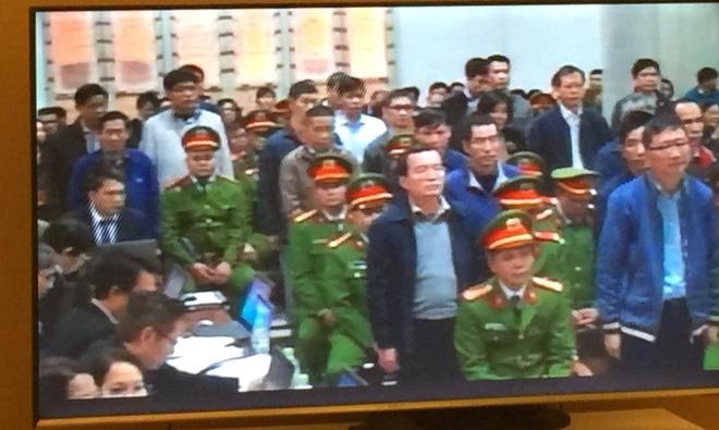 Xét xử ông Đinh La Thăng, Trịnh Xuân Thanh và đồng phạm: Cáo trạng cho rằng Trịnh Xuân Thanh quanh co, cản trở điều tra - Ảnh 11.