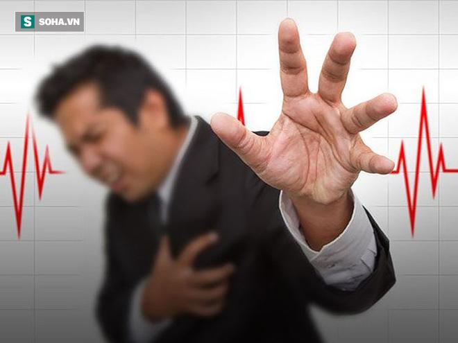 Hơn cả béo phì, người hói đầu có nguy cơ mắc bệnh tim mạch cao gấp 5 lần - Ảnh 2.