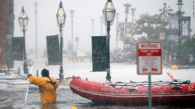 Không chỉ riêng Mỹ - Úc, TQ và nhiều nước khác cũng hứng chịu thời tiết khắc nghiệt  - Ảnh 2.