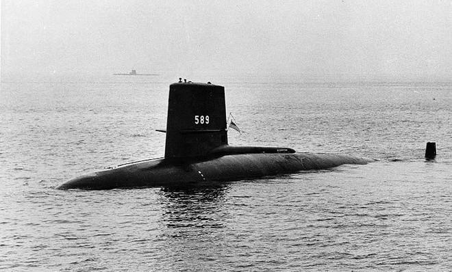 Skipjack - Sự tự hào của Mỹ và vụ mất tích bí ẩn khi theo dõi tàu ngầm Liên Xô - Ảnh 2.