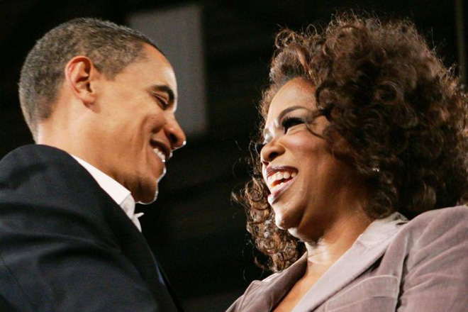 Làm nước Mỹ rúng động, Oprah Winfrey chính là người giúp đảng Dân chủ đánh bại ông Trump? - Ảnh 1.