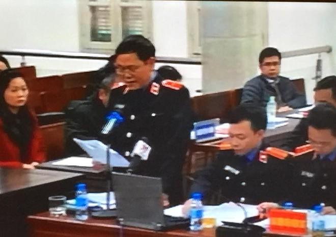 Đại diện VKS: 9/10 bị cáo nhận tội, duy nhất Trịnh Xuân Thanh không nhận tội  tham ô - Ảnh 3.