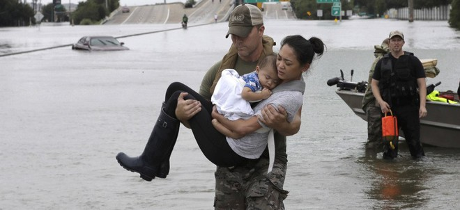 Thiên tai kỷ lục năm 2017 khiến nước Mỹ thiệt hại khổng lồ: 306 tỷ USD - Ảnh 1.