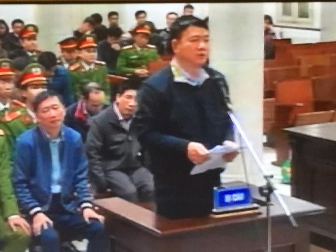 Ông Đinh La Thăng: Không thể cứ quy kết bổ nhiệm là lợi ích nhóm - Ảnh 1.