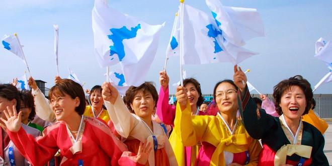 Lá chắn an ninh con kiến khó lọt chào đón Triều Tiên đến Hàn Quốc - Ảnh 3.