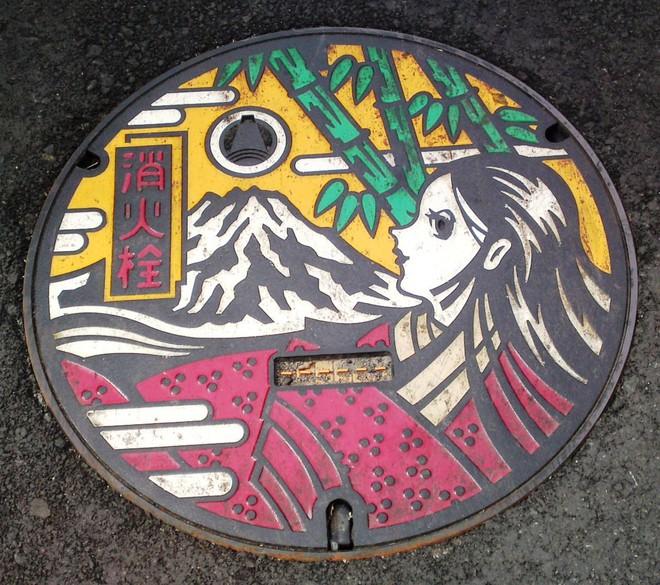 Chỉ có ở Nhật Bản: Thứ bị lãng quên lại trở thành những tác phẩm nghệ thuật - Ảnh 12.