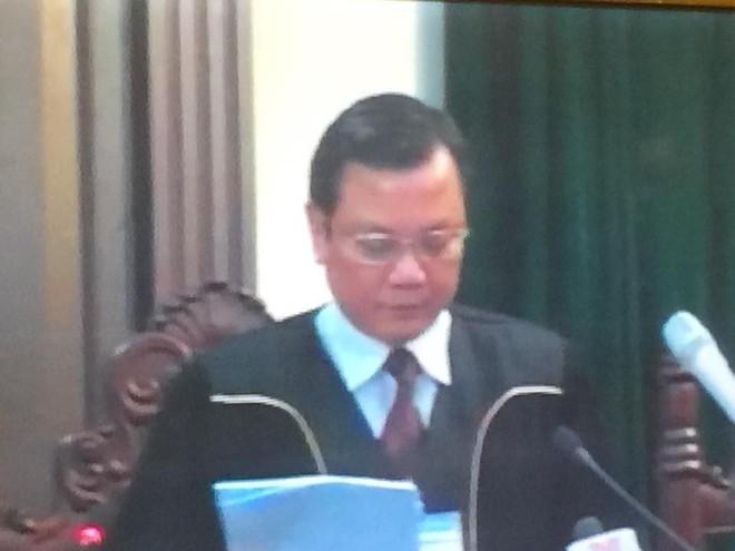 Ông Đinh La Thăng bị tuyên 13 năm tù, Trịnh Xuân Thanh chung thân - Ảnh 14.