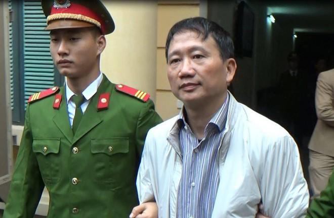 Ông Đinh La Thăng bị tuyên 13 năm tù, Trịnh Xuân Thanh chung thân - Ảnh 5.