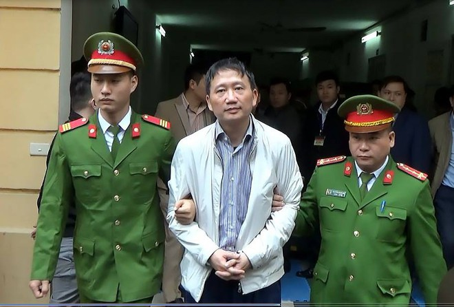 Ông Đinh La Thăng bị tuyên 13 năm tù, Trịnh Xuân Thanh chung thân - Ảnh 4.