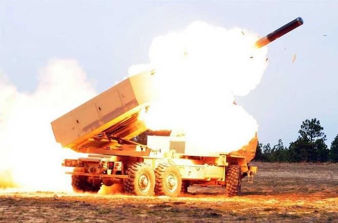 Mạnh chỉ sau vũ khí hạt nhân, cuồng phong Tornado-S giội bão lửa ở Syria - Ảnh 4.