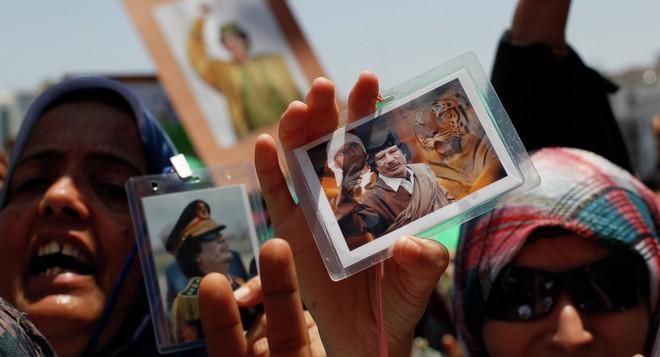 Sự trở lại của con trai Qaddafi: Bảy năm xung đột ở Libya sẽ kết thúc? - Ảnh 1.