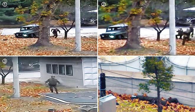 Lính Triều Tiên thú nhận giết người trước khi đào tẩu - Ảnh 1.
