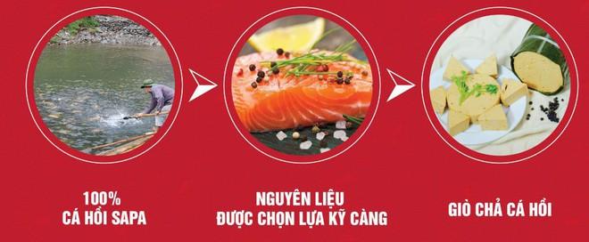 Giò chả cá hồi – Món ngon mới lạ không thể bỏ qua dịp Tết Mậu Tuất - Ảnh 2.