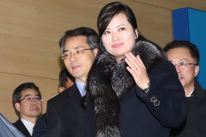 Nhà lãnh đạo Triều Tiên đã sử dụng quân bài ngoại giao ngôi sao như thế nào? - Ảnh 1.