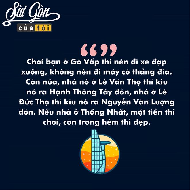 'Hướng dẫn chọn bạn mà chơi ở Sài Gòn' cực dễ thương khiến dân mạng thích thú - Ảnh 11.