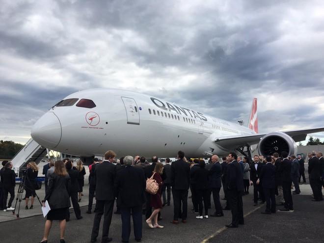 Bên trong nhà máy Boeing: Nơi ra đời những chiếc phi cơ biểu tượng của nước Mỹ - Ảnh 12.