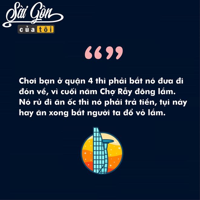 'Hướng dẫn chọn bạn mà chơi ở Sài Gòn' cực dễ thương khiến dân mạng thích thú - Ảnh 4.